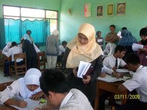 Praktek Pendidikan di Sekolah