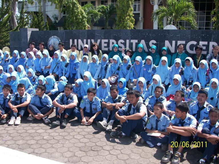 Study Tour to Padang, Sumbar