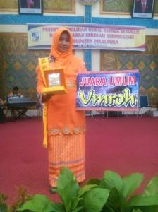 Juara 1 Gupres SMA Kab. Pelalawan 2015