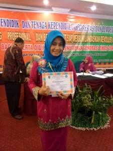 Juara 3 Gupres SMA Prov. Riau 2015