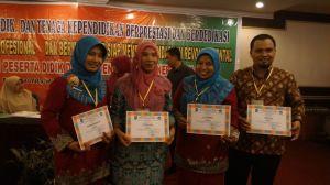Para Juara Gupres SMA Prov. Riau 2015